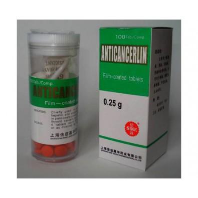 Anticancerlin 0,25 g - nowotwory - 41 zł