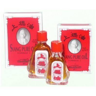 Olejek Siang Pure Oil - czerwony - red - 6 zł