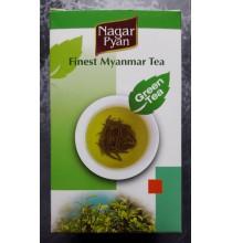 Nagar Pyan - zielona herbata z Birmy - 100 g - 15 zł