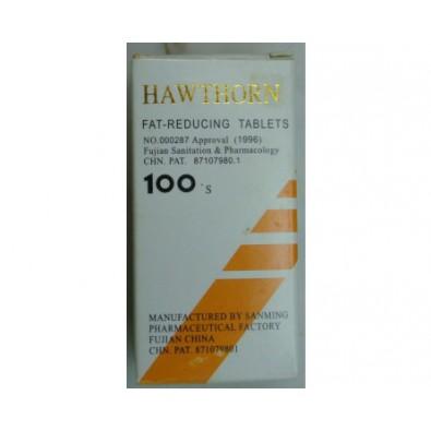 HAWTHORN - wysoki cholesterol - 22 zł