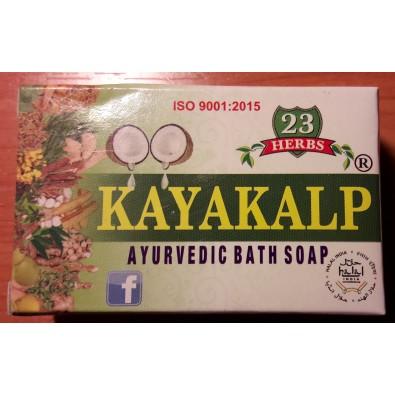 Mydło Kayakalp - 23 zioła i olej kokosowy - 9 zł - Indie